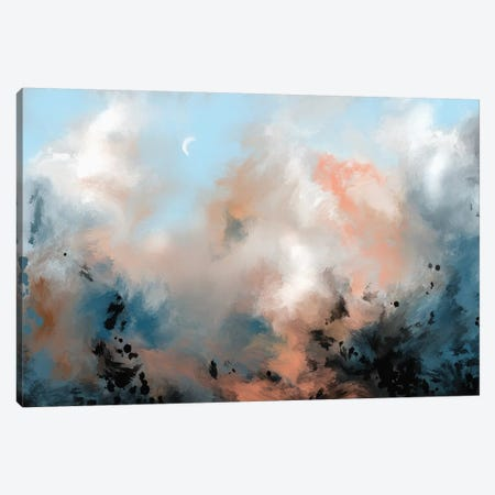 Awakening Canvas Print #SGA31} by Susi Galloway Canvas Wall Art