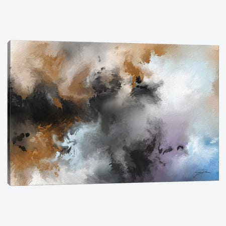 Circumstances Canvas Print #SGA33} by Susi Galloway Canvas Artwork