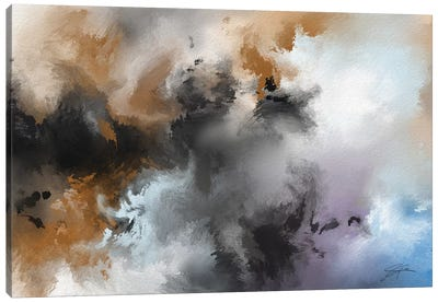 Circumstances Canvas Art Print