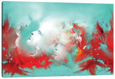 Reconnect Canvas Art Print