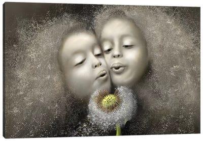 Playfulness Canvas Art Print