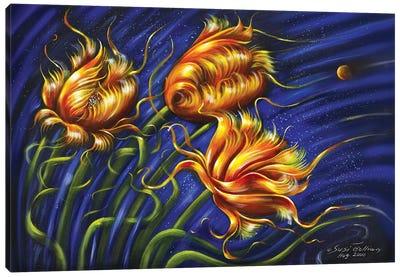 Spulips Canvas Art Print