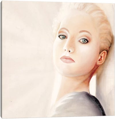Light Canvas Art Print