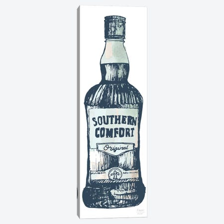 Southern Comfort Whiskey Canvas Print #SGD103} by Statement Goods Canvas Wall Art