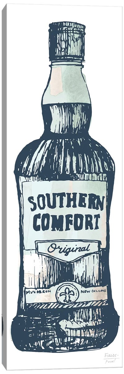 Southern Comfort Whiskey Canvas Art Print