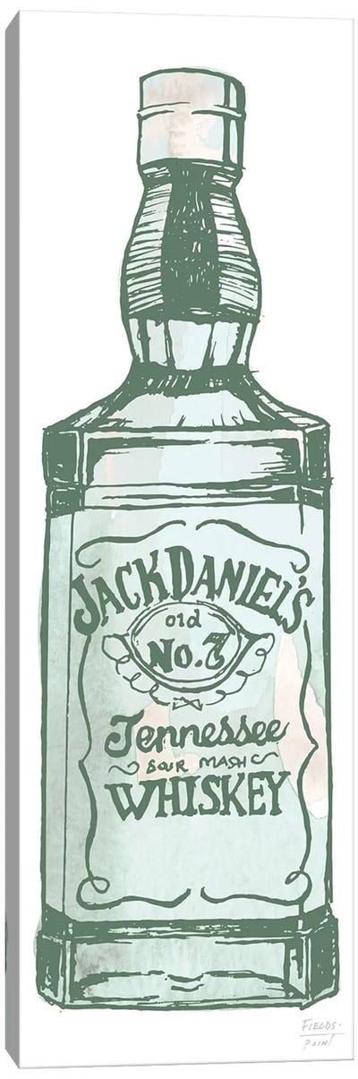 Jack Daniel's Whiskey Canvas Art Print