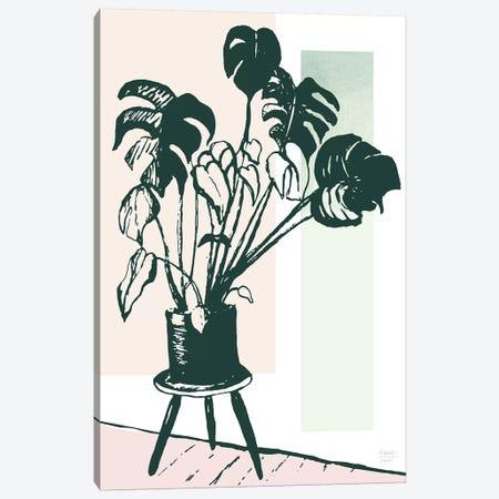 Plant Life Canvas Print #SGD106} by Statement Goods Art Print