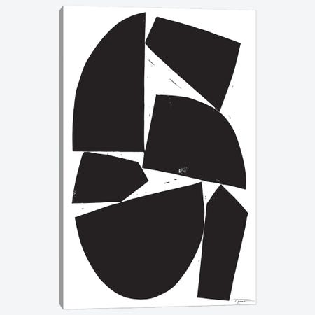 Constructed I Canvas Print #SGD114} by Statement Goods Canvas Artwork