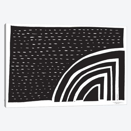 Curves And Forms Canvas Print #SGD13} by Statement Goods Canvas Print