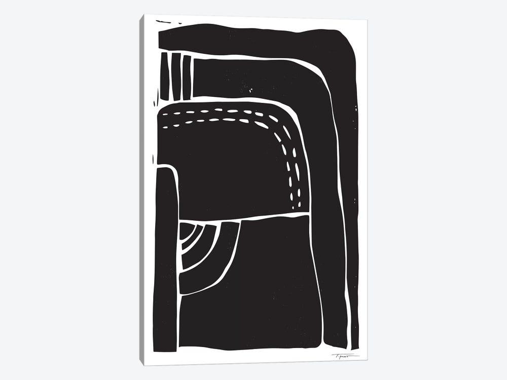 Heavy Minimalist Shapes by Statement Goods 1-piece Art Print