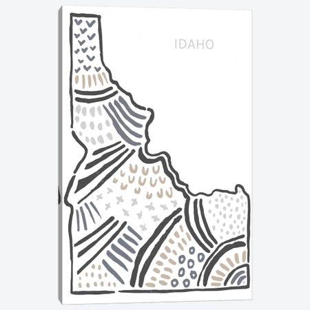 Idaho Canvas Print #SGD25} by Statement Goods Art Print