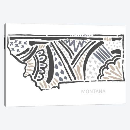 Montana Canvas Print #SGD44} by Statement Goods Art Print