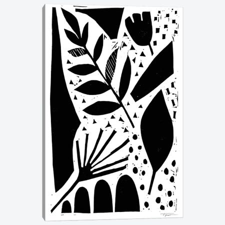 Nature In The Abstract Canvas Print #SGD46} by Statement Goods Canvas Print