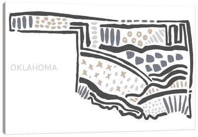 Oklahoma Canvas Art Print