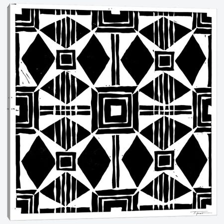 Spanish Inspired Tile Canvas Print #SGD65} by Statement Goods Art Print