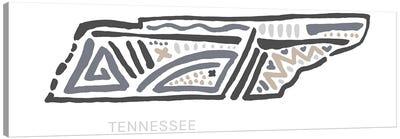 Tennessee Canvas Art Print