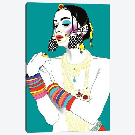 I Am Always The Same Canvas Print #SGE16} by Ana Sneeringer Art Print