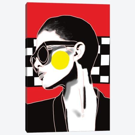 I Did It Again Canvas Print #SGE22} by Ana Sneeringer Art Print