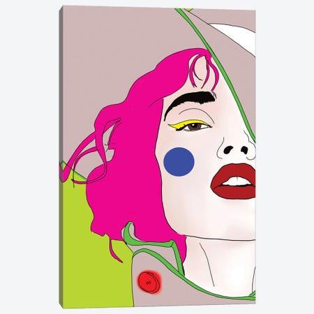 Pink Canvas Print #SGE34} by Ana Sneeringer Art Print
