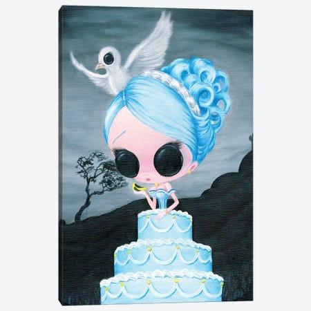 Rookdigoo Canvas Print #SGF109} by Sugar Fueled Canvas Print