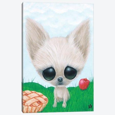 Sam Canvas Print #SGF111} by Sugar Fueled Canvas Art