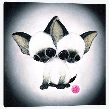 Scratch Or Stitch Canvas Print #SGF114} by Sugar Fueled Art Print
