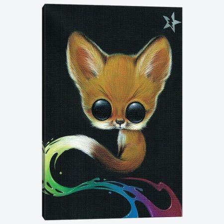 Shazam Canvas Print #SGF117} by Sugar Fueled Canvas Print