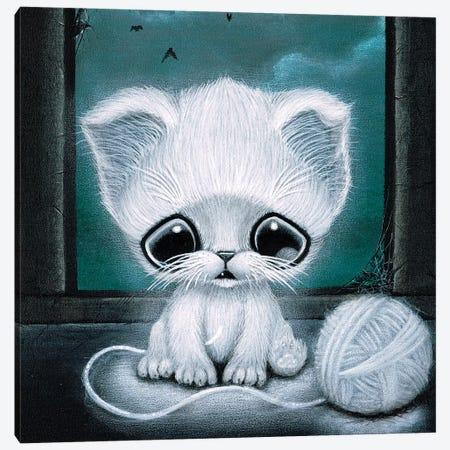 Somnambulism Canvas Print #SGF120} by Sugar Fueled Canvas Print