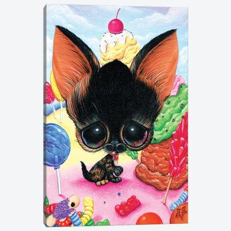 Sprite Canvas Print #SGF122} by Sugar Fueled Art Print