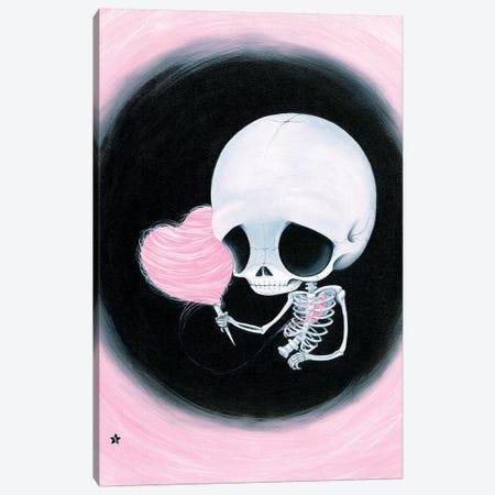 Spun With Love Canvas Print #SGF123} by Sugar Fueled Art Print