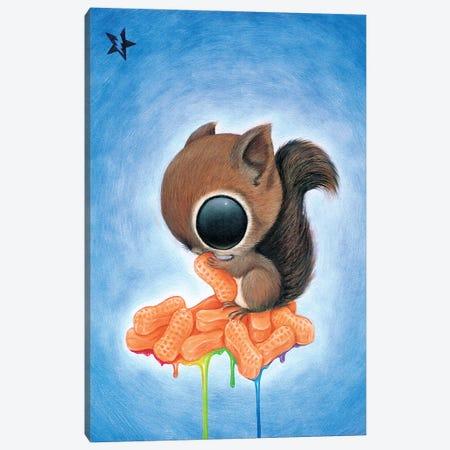 Tummy Canvas Print #SGF144} by Sugar Fueled Canvas Art