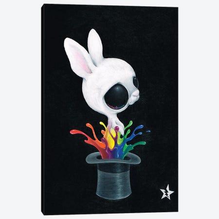 Voila Canvas Print #SGF147} by Sugar Fueled Canvas Art