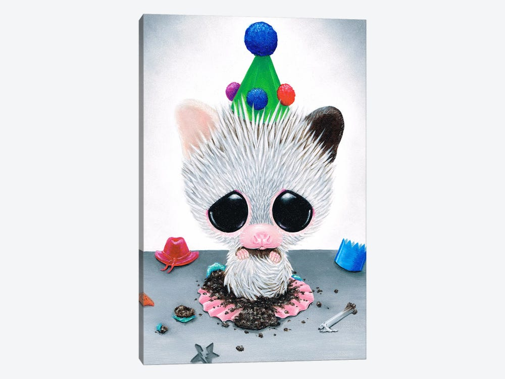 What Cupcake by Sugar Fueled 1-piece Canvas Art