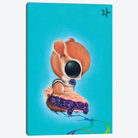 Yummy Canvas Print #SGF157} by Sugar Fueled Canvas Print