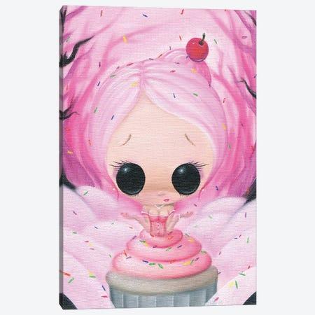 A Light Sprinkle Canvas Print #SGF1} by Sugar Fueled Canvas Art Print
