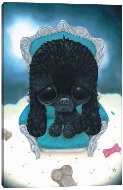 Cole Canvas Art Print