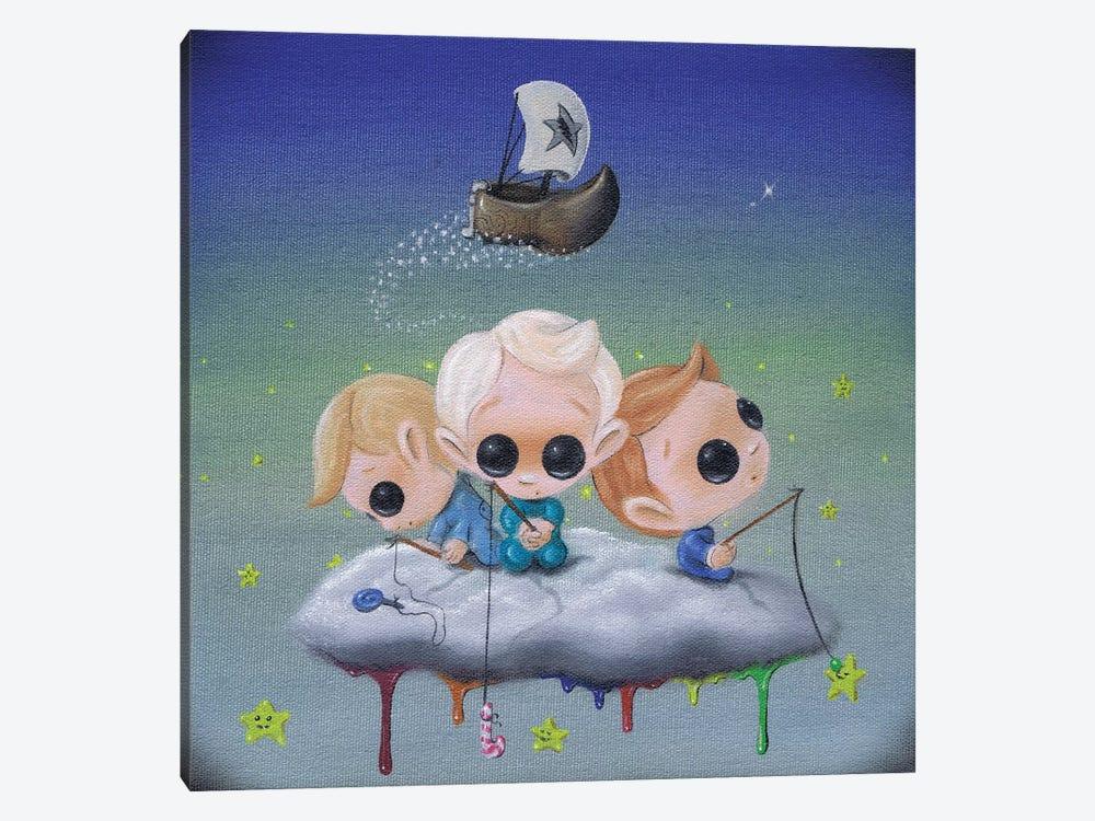 Day Dream by Sugar Fueled 1-piece Canvas Wall Art