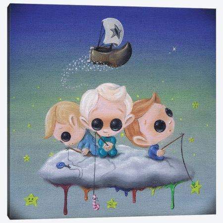 Day Dream Canvas Print #SGF28} by Sugar Fueled Canvas Artwork