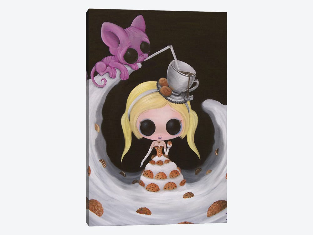 Eat Me by Sugar Fueled 1-piece Art Print