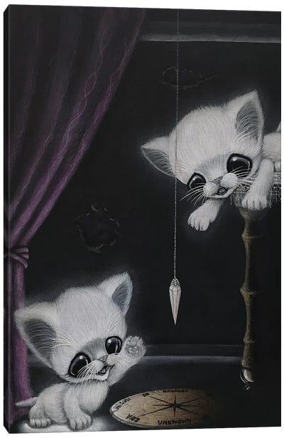 Feral Phantasmagoria Canvas Art Print