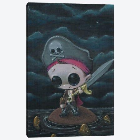 I Told You I Was Magic Canvas Print #SGF68} by Sugar Fueled Canvas Wall Art