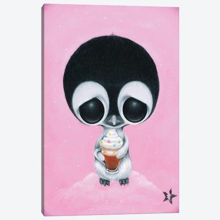 It Just Makes Sense Canvas Print #SGF70} by Sugar Fueled Art Print