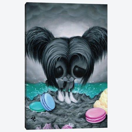 Lola Canvas Print #SGF82} by Sugar Fueled Canvas Wall Art