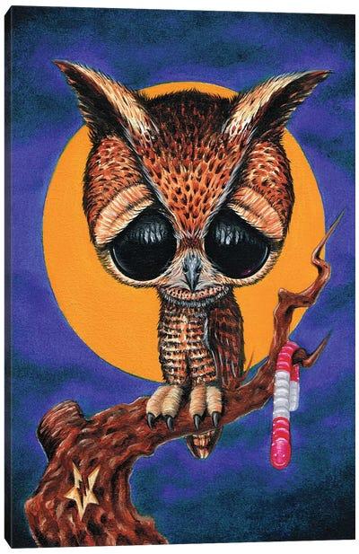 Night Shift Canvas Art Print