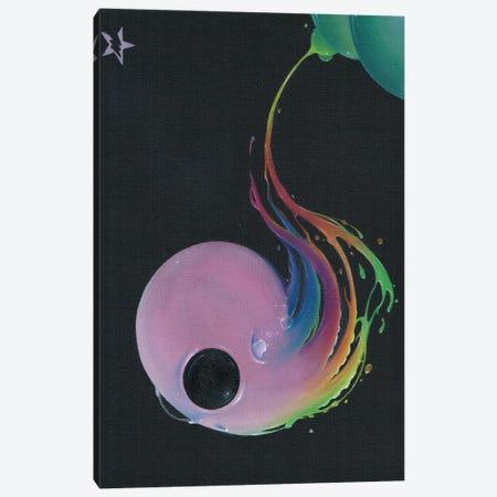 Off The Deep End Canvas Print #SGF91} by Sugar Fueled Art Print