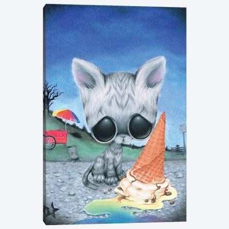 Oopsy Canvas Print #SGF95} by Sugar Fueled Canvas Artwork