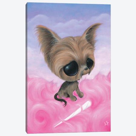 Belle Canvas Print #SGF9} by Sugar Fueled Art Print