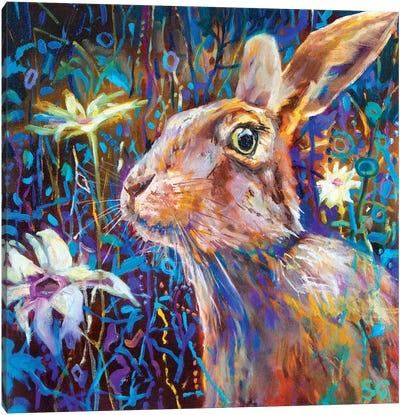 Big Daisies Canvas Art Print
