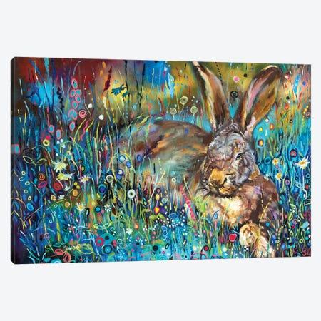 Midsummer Dream Canvas Print #SGN1} by Sue Gardner Canvas Print