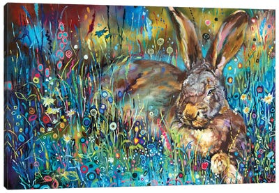 Midsummer Dream Canvas Art Print